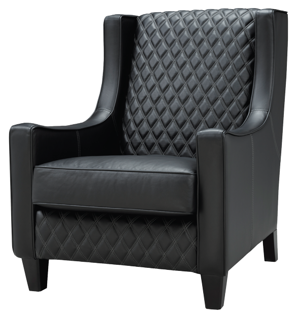 796 Real leather chair, Genuine leather chair, Living room Leather Chair by LeatherCraft Furniture